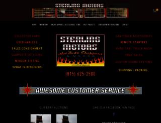 hotrodschoppers.com screenshot