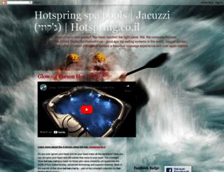 hotspringspapools.blogspot.com screenshot