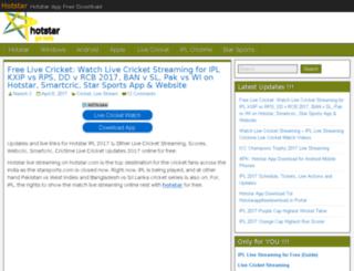 hotstarappfreedownload.org screenshot