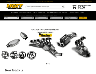 hottexhaust.com screenshot