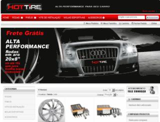 hottire.com.br screenshot