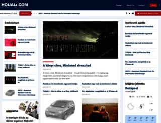 houali.com screenshot