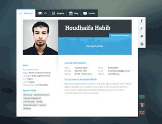 houdhaifa.com screenshot