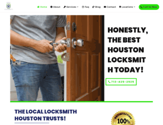 houlocksmith.com screenshot