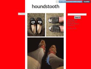 houndstoothboutique.tumblr.com screenshot