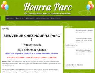 hourraparc.fr screenshot
