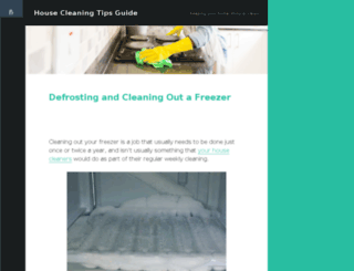 house-cleaning-tips-guide.com screenshot