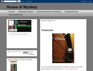 house-of-mystery.blogspot.com screenshot