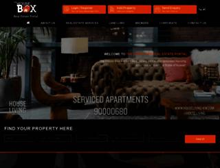 housebox-kw.com screenshot