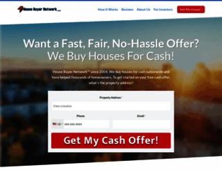 housebuyernetwork.com screenshot