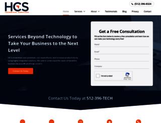 housecallcomputerservices.com screenshot