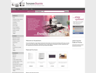 housecharm.co.uk screenshot