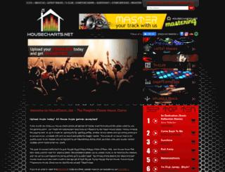 housecharts.net screenshot