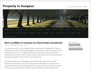housegurgaon.com screenshot