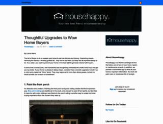 househappyinc.wordpress.com screenshot