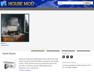 housemod.com screenshot