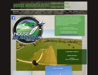 housemountainrc.com screenshot