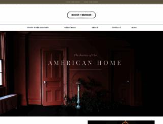 houseofbrinson.com screenshot