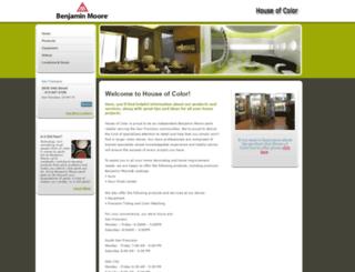 houseofcolorsf.com screenshot