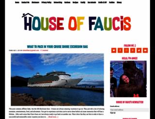 houseoffaucis.com screenshot