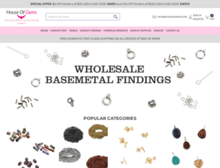 houseofgems.com screenshot
