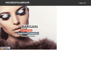 houseofglamour.eu screenshot