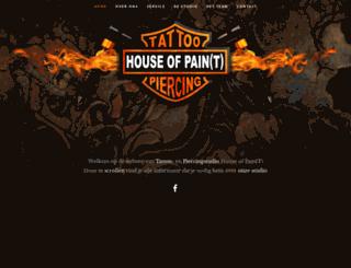 houseofpaint.nl screenshot