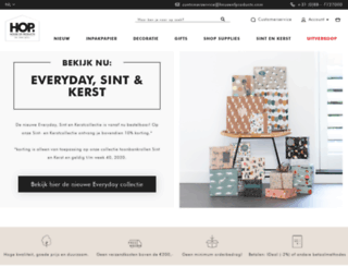 houseofproducts.nl screenshot