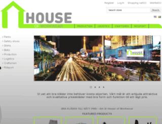 houseofworkwear.com screenshot