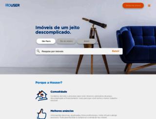 houser.com.br screenshot