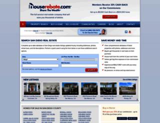 houserebate.com screenshot