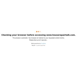 houserepairtalk.com screenshot
