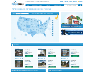 houserepos.net screenshot