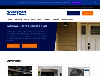 housesmarthomeimprovements.com screenshot