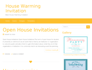 housewarminginvitation.net screenshot