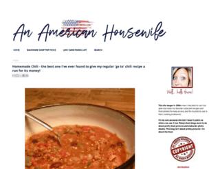 housewifebarbie.com screenshot