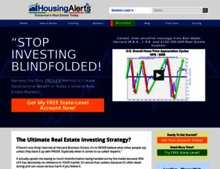 housingalerts.net screenshot