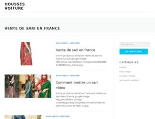 houssesvoiture.fr screenshot