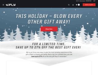houston.iflyworld.com screenshot