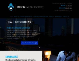 houstonspy.com screenshot