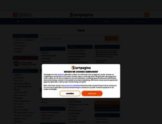 hout.pagina.nl screenshot