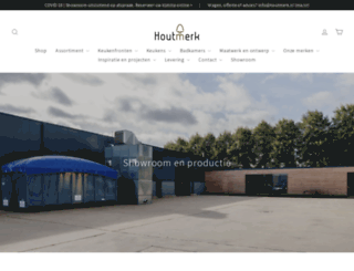 houtmerk.nl screenshot