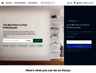houzz.com screenshot