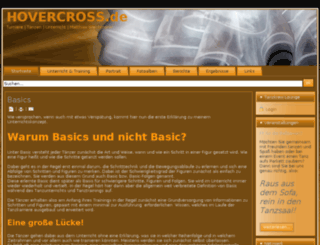 hovercross.de screenshot