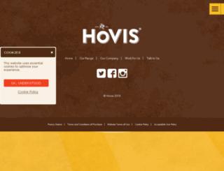 hovisbakery.co.uk screenshot