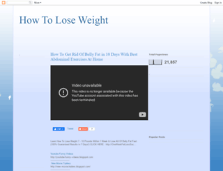 how--to--lose--weight-fast.blogspot.ca screenshot