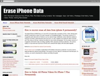 how-delete-iphone-data.blogspot.com screenshot
