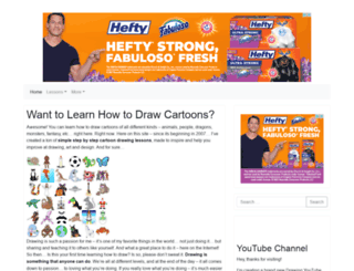 how-to-draw-cartoons-online.com screenshot