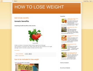 how-to-lose-weight7.blogspot.com screenshot