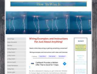 how-to-wire-it.com screenshot